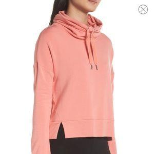 UGG Miya Soft Cowl Neck Lounge Sweater sz XS